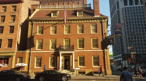 Fraunces Tavern near Battery Park.